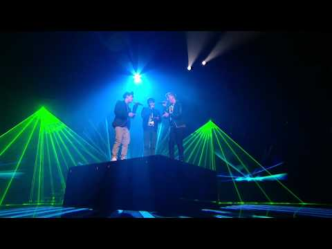 District3 sing Tina Turner's Simply The Best - Live Week 1 - The X Factor UK 2012