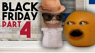 Annoying Orange - BLACK FRIDAY: DAY 4 (HAPPY THANKSGIVING!)