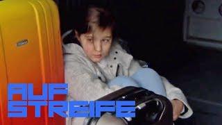 Mira (9) will alleine nach Berlin: Was will sie dort? | Auf Streife | SAT.1 TV
