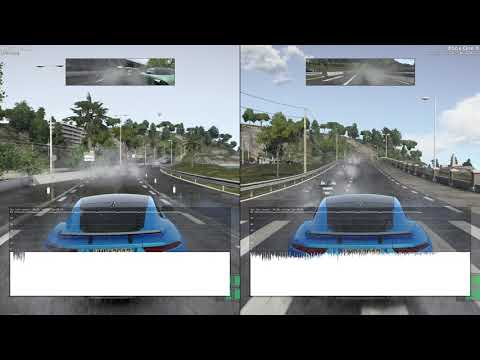 Project CARS 2 - FPS vs. Enhanced graphics (XB1X)
