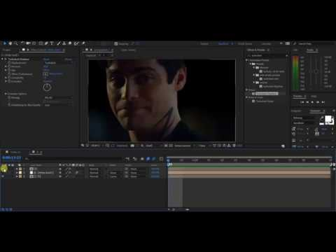 wave wipe | after effects tutorial