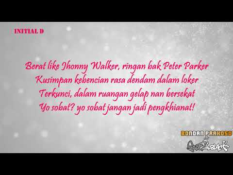 bondan prakoso & fade 2 black - Respect | lyric