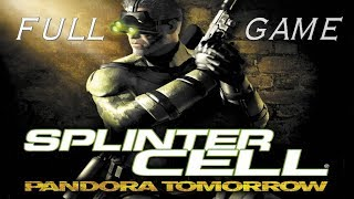 splinter Cell - Pandora Tomorrow - Stealth Walkthrough Part 1 - US Embassy  CenterStrain01