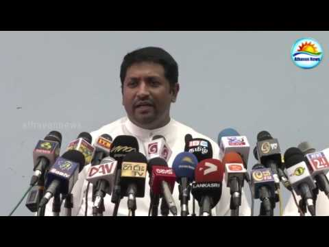 Not to say insulting comments according to Military : Ruwan wijewardene