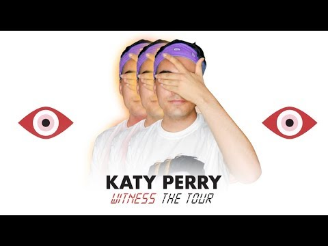 VLOG: Katy Perry - Witness: The Tour Barcelona  JJ
