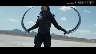 Film ninja versi dj malam ini