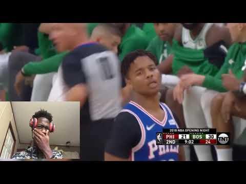 Tatum Is A MONSTER!! Boston Celtics vs Philadelphia Sixers Reaction