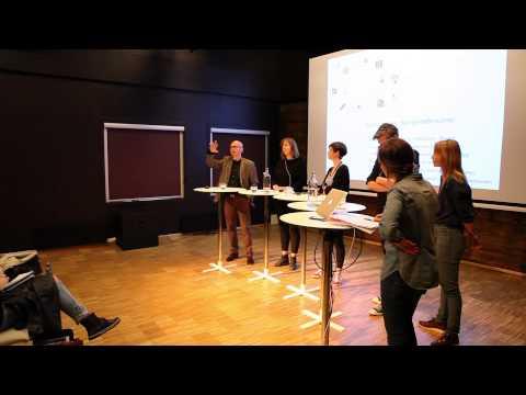 Panelsamtale: Sjangerdefinisjoner