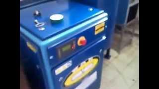 Винтовой компрессор WAN NK 40 (Польша)(Винтовой компрессор WAN NK 40. Производительность - 1,16 м3/мин. Рабочее давление - 8 бар. Двигатель- 7,5 кВт. Запуск.Н..., 2014-04-19T10:33:00.000Z)