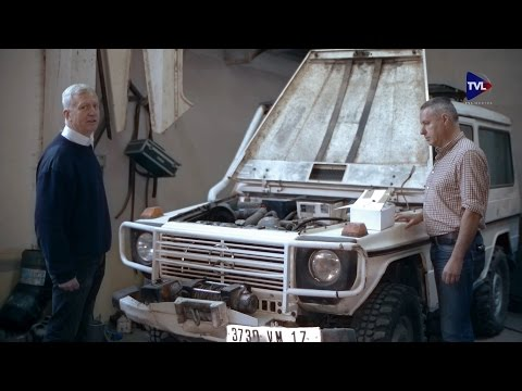 Artisans de France : Le garagiste