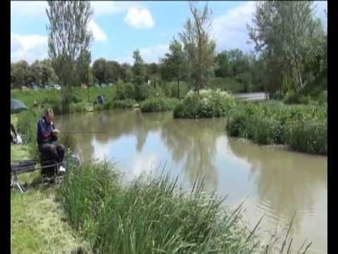 Makins Fishery - Official Promo For The UK's Biggest Coarse Fishery
