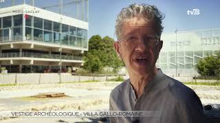 Yvelines | La villa Gallo-Romaine de Moulon / Fouille archéologique