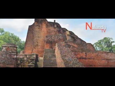 ANCIENT NALANDA - FAMOUS TOURIST PLACE| BIHAR| INDIA