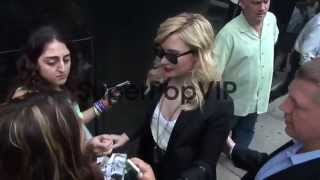 """Demi Lovato On Lovatics: """"They Can Help Me Get Through Anything""""  #LovaticsFamily"""