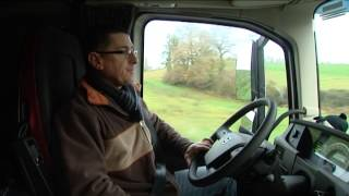 RN164 : un bout de route avec les chauffeurs routiers