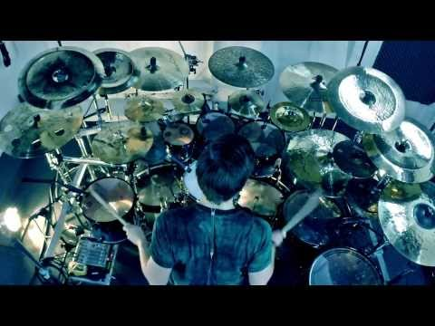 Cryptopsy   Damned Draft Dodgers Drum Cover by David Diepold