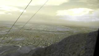 Wyler Aerial Tramway in El Paso