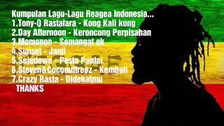 Kumpulan Lagu-Lagu Reggae Indonesia