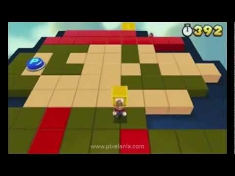 Video Reseña | Super Mario 3D Land - Pixelania