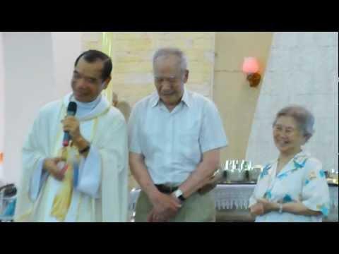 Chứng nhân Lòng Thương Xót của Chúa trưa 26.4.2012 - Nhà Thờ Chí Hòa