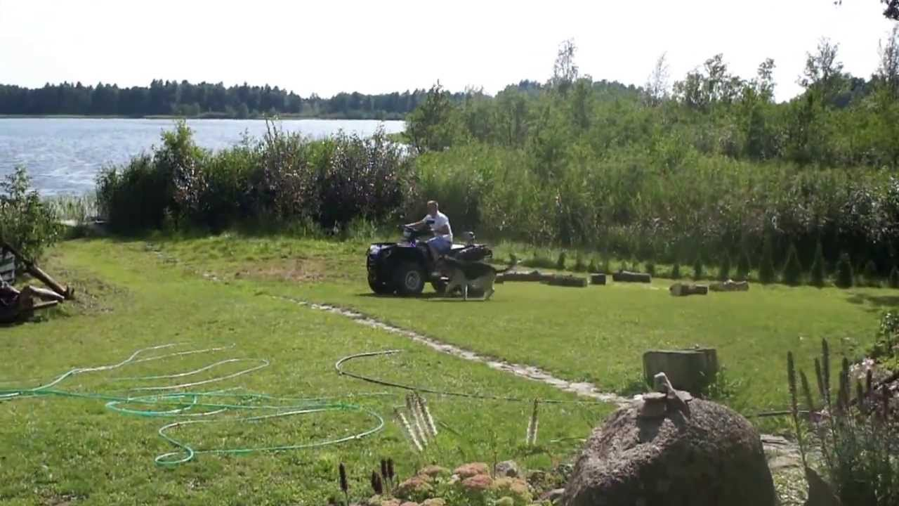 YAMAHA (Linhai) 700 ATV 4x4 DEMO BIG BEAR