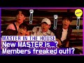 Gambar cover HOT CLIPS MASTER IN THE HOUSE  Members freaked out at new Master...? ENG SUB