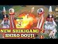 NEW SHIKIGAMI MAGE   SHIRO DOUJI GAMEPLAY    ONMYOJI ARENA