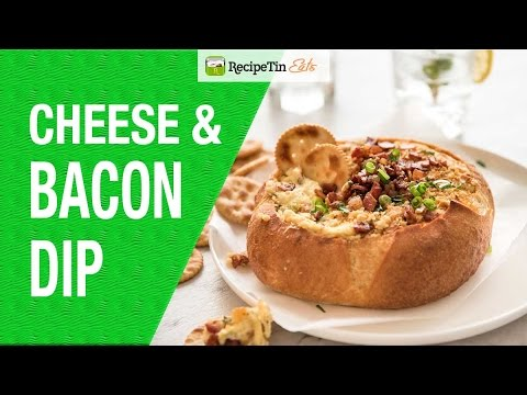 Cheese and Bacon Dip
