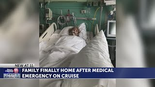 Vacation nightmare: local woman fighting for her life after brain aneurysm in the Caribbean