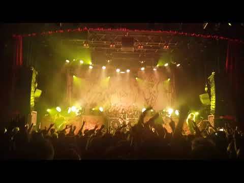 Arch Enemy - You Will Know My Name live at le Bataclan (Paris) 23/01/2018