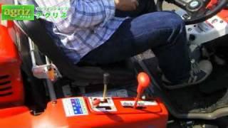 乗用草刈機を軽トラで運びたい方に!共立 乗用草刈機 RM98S【農機具の通販なら「アグリズ」!】 thumbnail
