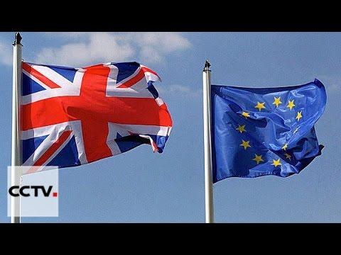 Impacto de Brexit de Reino Unido en comercio entre China y Europa 丨Brexit