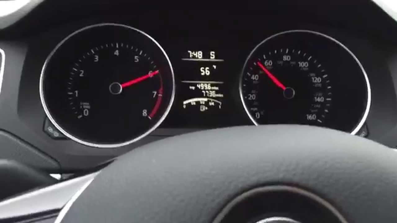 Volkswagen jetta 0 to 60