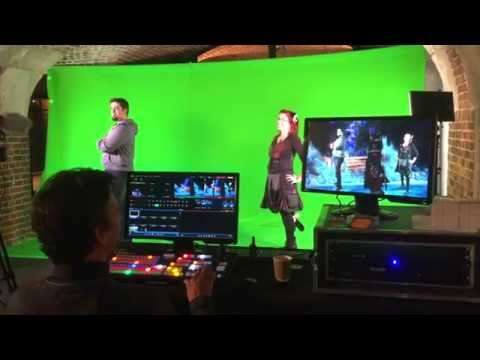 Green Screen Video Kit | Full Frame Events