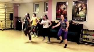 Танцевальные связки, фитнес, танцы, зумба, спортивные танцы