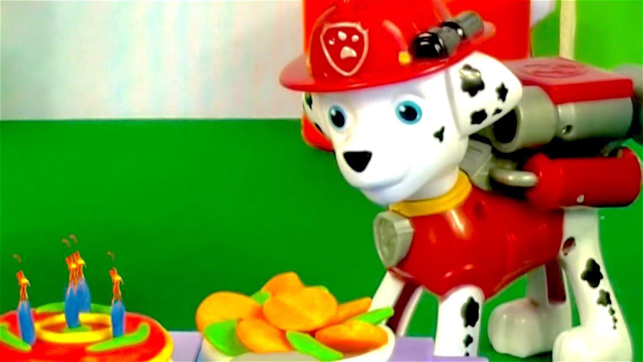 Videos para ni os el cumplea os de marshall youtube - Para ninos infantiles ...