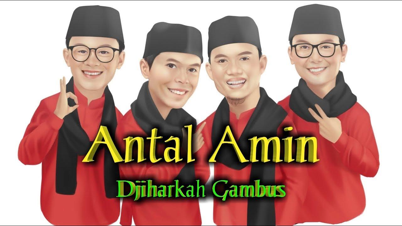 Antal Amin | Robbi Kholak Toha by Djiharkah Gambus