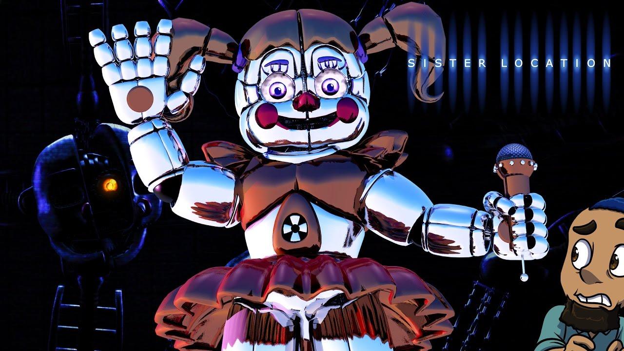 Cute Wallpaper Hd Girl Meets World Baby Amp Ballora Five Nights At Freddy S Fnaf Sister