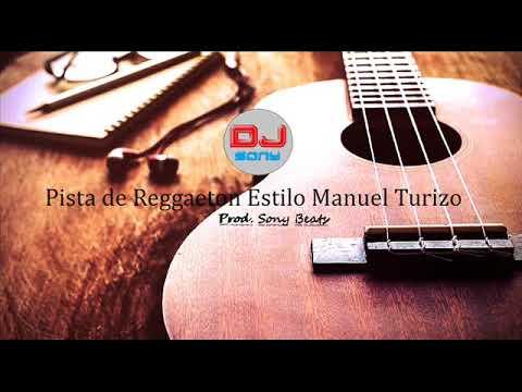 Pista de Reggaeton Colombiano Estilo Manuel Turizo MTZ # 3 2018   Uso Libre   Prod. by Sony Beats