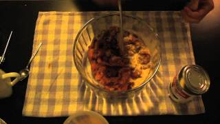 Making Pumpkin Pie (ASMR / Whisper)