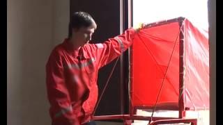 видео Пожарно-спасательный комплект Шанс-2-Н