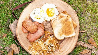 Campfire Breakfast | Camp Meal