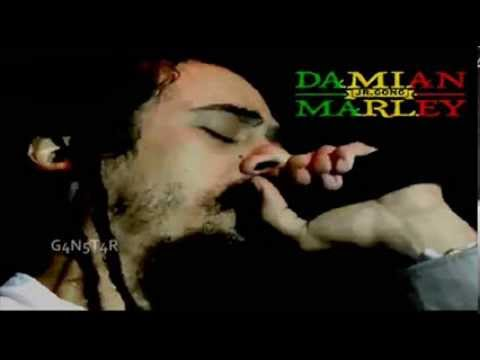 Damian Marley  Gunman World  Rootsman Riddim  January 2014 @G4N5T4R