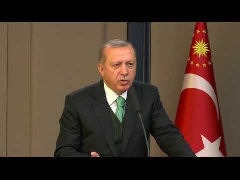 Auf Wiedersehen: Recep Tayyip Erdogan spottet über Bundeswehr in Incirlik