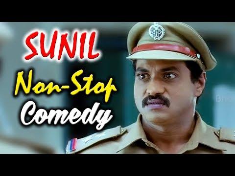Sunil Back To Back Comedy Scenes    Telugu Movie Comedy Scenes - Bhavani HD Movies