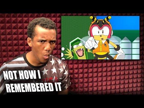 I Lowkey Want a Sonic Heroes Sequel... | Metropolis Mayhem Reaction