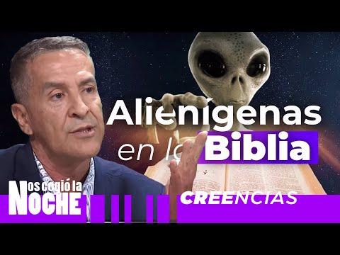 La biblia habla de seres alienígenas - Nos cogió la noche