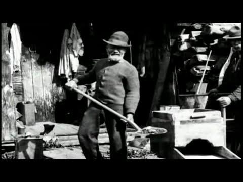 1858 Fraser River Gold Rush