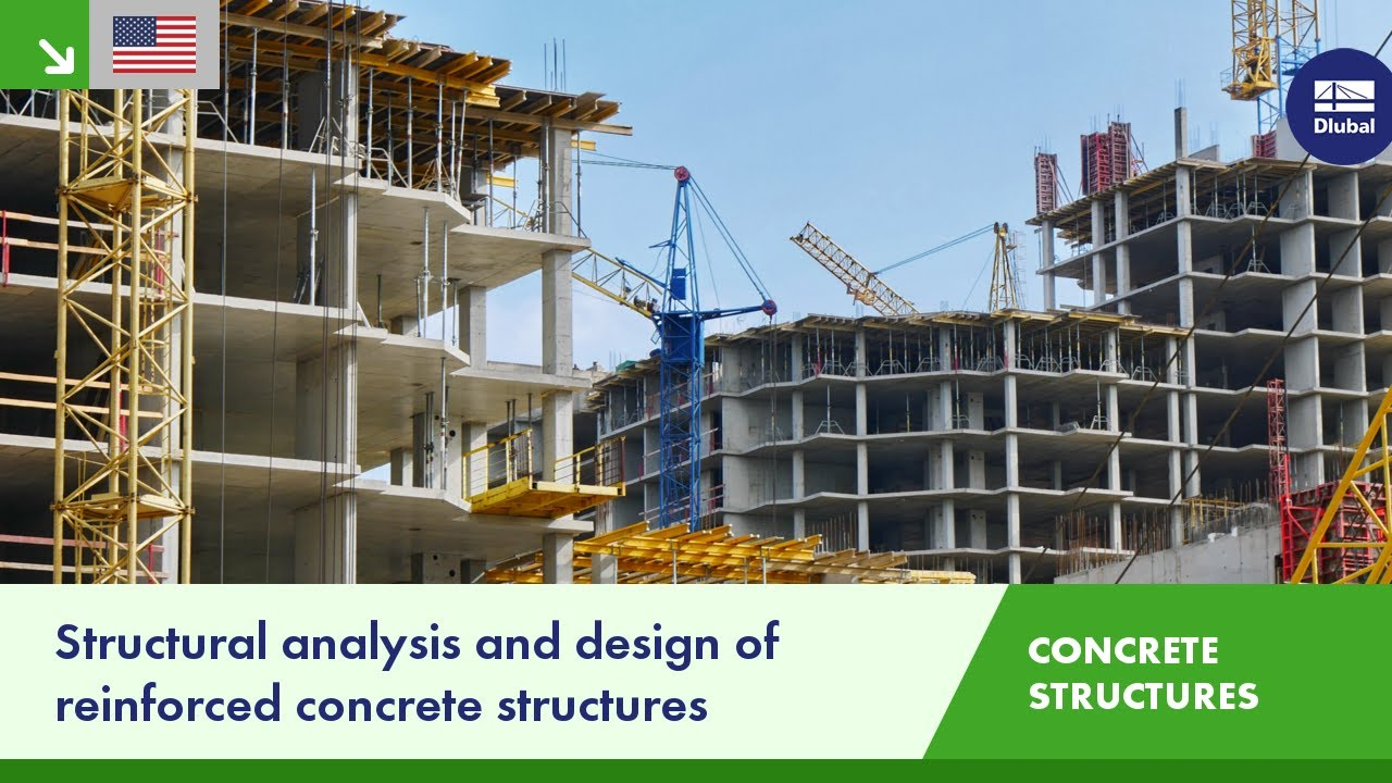Product Video: Reinforced and Prestressed Concrete Design | Dlubal