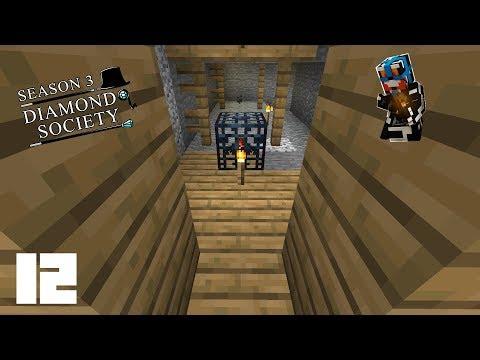 The Diamond Society S3E12 – Mining and shafting!